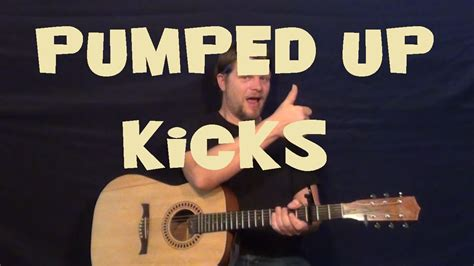 strumming pattern pumped up kicks pumped up kicks foster the people easy strum guitar