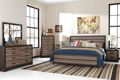 bedroom furniture ma signature design by ashley harrington 5pc king bedroom set