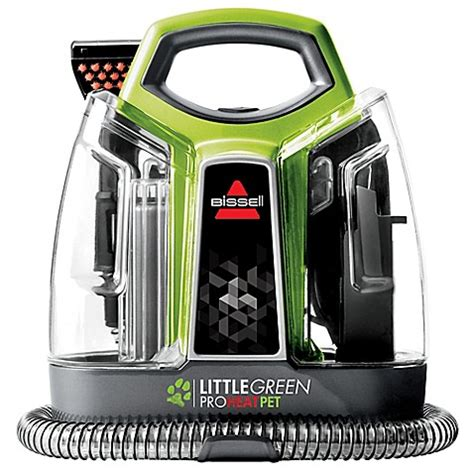 carpet cleaner bed bath and beyond bissell 174 little green 174 proheat 174 pet deluxe carpet cleaner