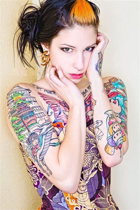 full body tattoo female top 50 designs for and