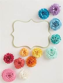 Crafting Paper Flowers - 5 diy paper crafts ideas that wonderful to make cool