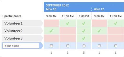 doodle sondaggio come fissare una riunione senza impazzire al telefono