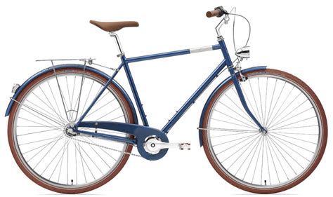 Creme Navy creme mike uno navy blue 3 speed