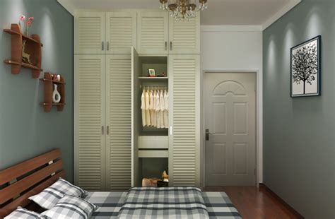 Chest walls bedroom Interior Design 3D 3D house, Free 3D house pictures and wallpaper