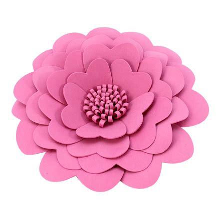 imagenes de flores grandes de foami proyectos flor de fomi rosa fantasias miguel