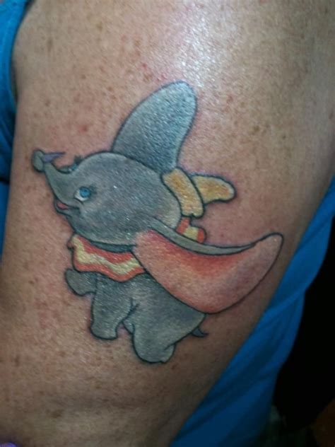 dumbo tattoo dumbo quotes tattoos quotesgram
