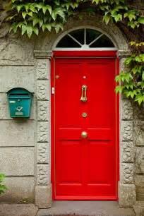 red door doors pinterest