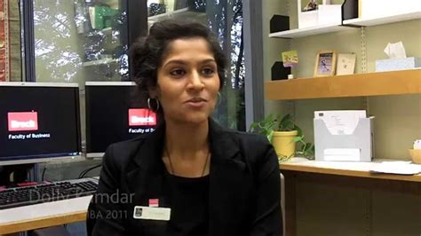 Goodman School Of Business Mba Review by Goodman Stories Dolly Kamdar
