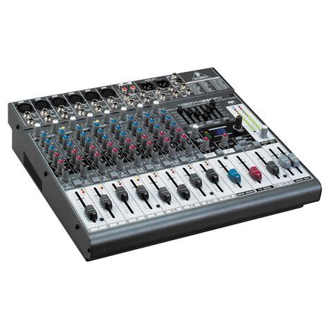 Mixer Behringer Xenyx 1002fx behringer xenyx 1002fx mixer radioactive