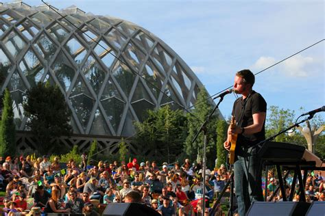 Concerts At Botanical Gardens Denver Botanic Gardens Summer Concert Series A Sweet Potato Pie