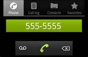 On a properly formatted phone number opens dialer in smart phones