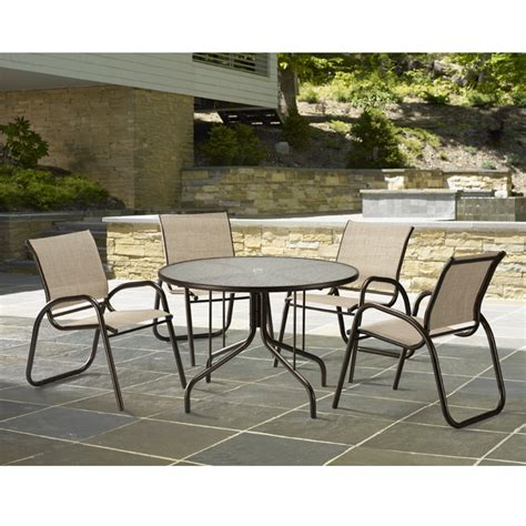 Telescope Casual Patio Furniture Telescope Casual Gardenella Dining Set Furniture For Patio