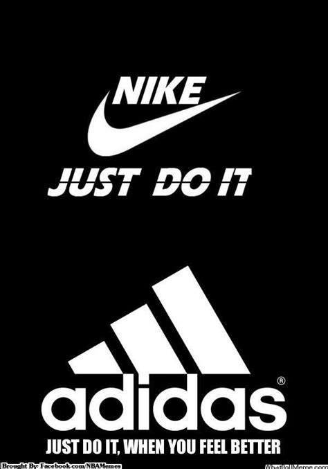 Nike Memes - nba memes on twitter quot nike vs adidas http t co