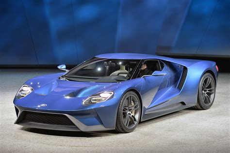 Concept Ford Gt by Ford Gt Concept 2015