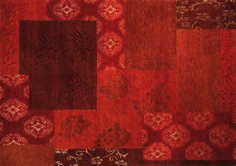 teppich rot gemustert luxor living teppich tingri rot teppich nepalteppich bei