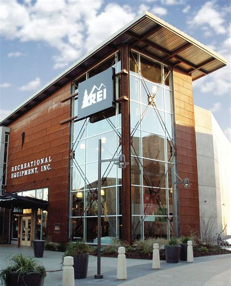 office design exterior rei exterior designed by retail voodoo we love our