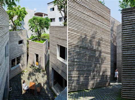 designboom vo trong nghia vo trong nghia architects stacks house for trees in vietnam