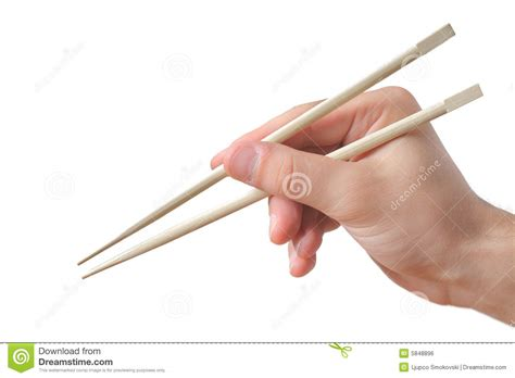 Kitchen Design Tool person holding chopsticks royalty free stock image image