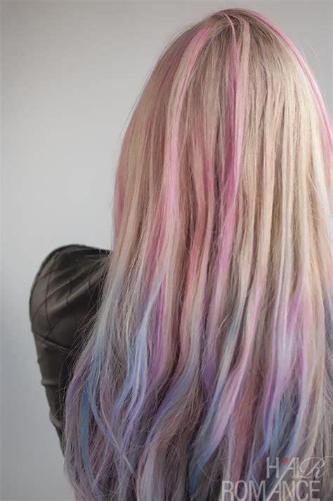 chalk hair color how to use hair chalk hair