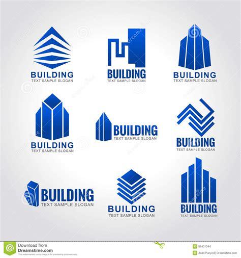 Home Decor Home Based Business 9 building tone blue sky logo stock vector image 51431344