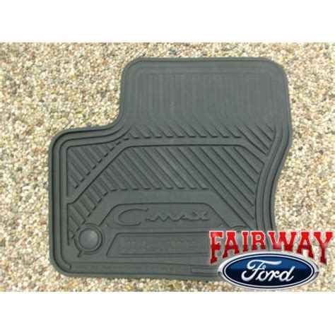 2013 thru 2017 c max oem genuine ford rubber all weather