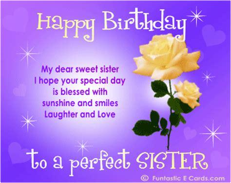 Happy Birthday Sis Quotes Sister Birthday Quotes