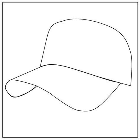 baseball cap template how to draw a baseball cap illustrator templates