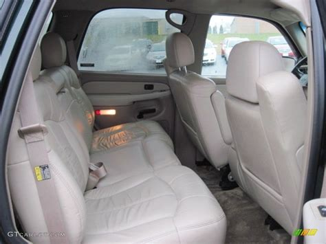 2001 chevrolet tahoe lt 4x4 interior color photos