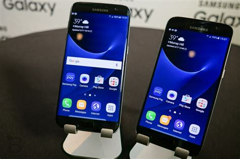 best smartphone display samsung galaxy s7 has best smartphone display tested by