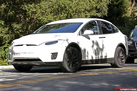 Tesla Model X Delivery Tesla Model X Deliveries To Start In September Gtspirit