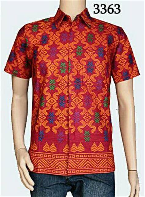 Kemeja Batik Fashion Prada Bb55 jual baju kemeja batik pria prada bali zhivriel fashion