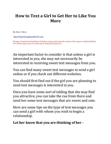 how to get a to like you how to text a to get like you more text messaging guide