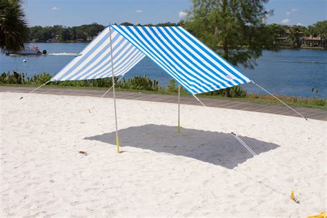 beach awnings canopies june may beach canopy