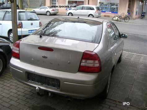 Kia Shuma 2000 2000 Kia Shuma Ls Car Photo And Specs