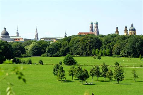 Parken Am Englischer Garten München by Garden Munich