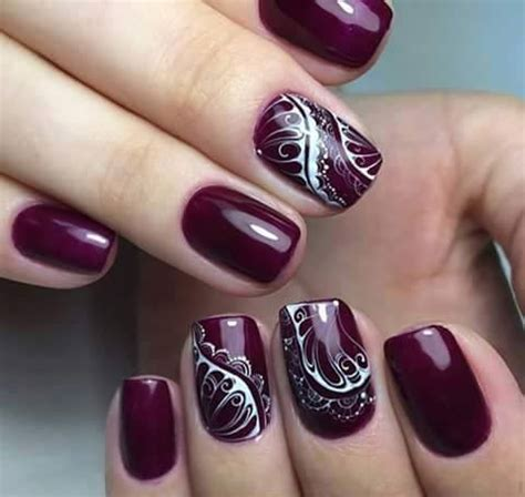 purple pattern nails trendy purple nail art designs purple nail art purple