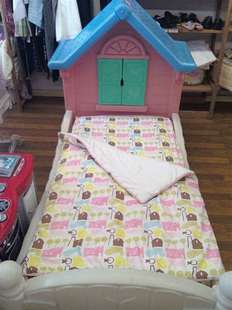 Tikes Cottage Bed by Tikes Storybook Cottage Toddler Bed Yelp