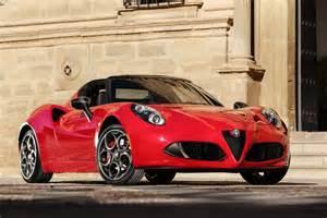 Alfa Romeo C1 Tarif Alfa Romeo 4c Spider