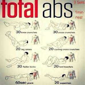 how to work out at home fitness motivation on quot total abs workout http t