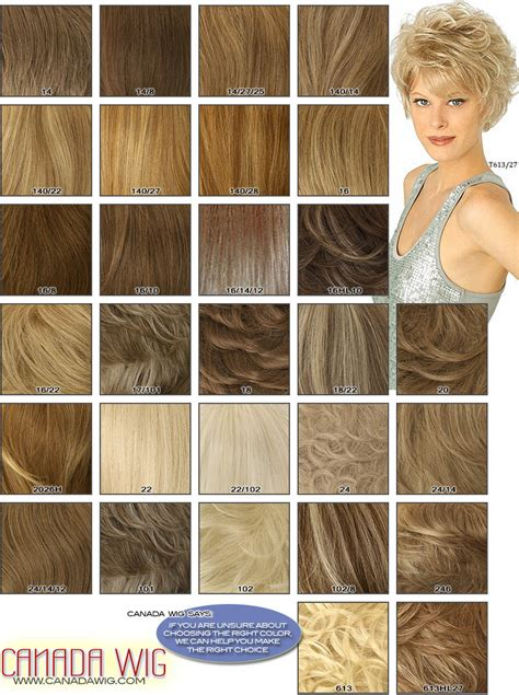 how to color synthetic hair louis ferre wig colors canadawig wigs and toppers
