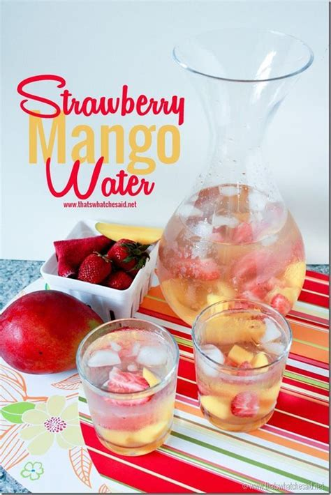 Printable Detox Water Recipes by 17 Best Images About Agua Detox On Salud