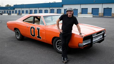 7 Cars For That Rock by Me And My Motor Brian Johnson Ac Dc Frontman The