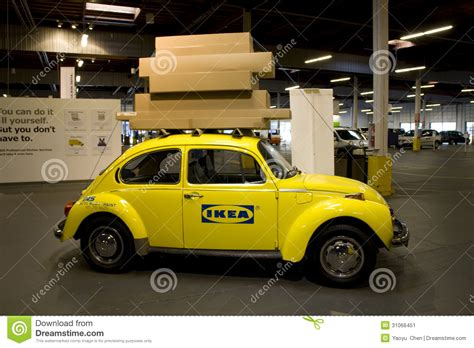 Ikea Auto by Advertising For Ikea Seattle Editorial Photo Image Of