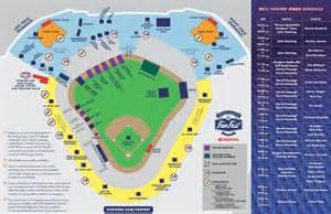dodger stadium parking map dodger stadium map my