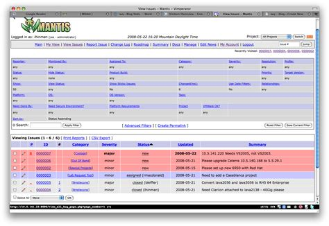 mantis workflow gtd and desktop workflow setup revisited wq