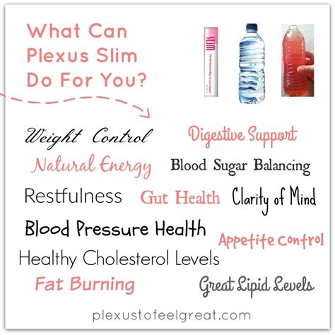 10 Hints For Looking Slim by Three More Slim Tips Plexus To Feel Great
