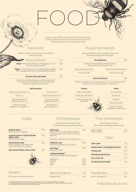 design hub menu 42 best menu designs images on pinterest menu design