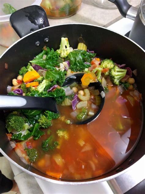 Detox Cabbage Soup Calories by Detox Soup Recipes Sparkrecipes