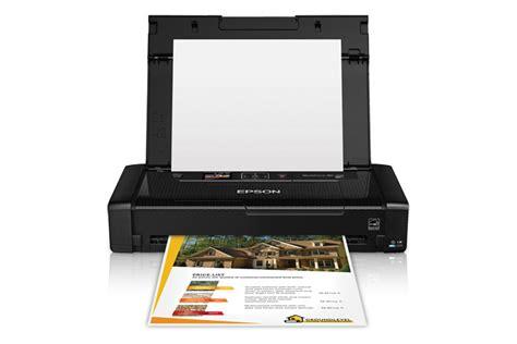 epson mobile printing epson workforce wf 100 mobile printer inkjet printers