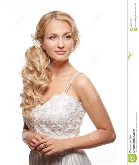 Wedding Hair Wearing It by Beautiful With Hair Wearing Luxurious Wedding